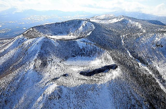 草津白根山の噴火は既視感ばかり
