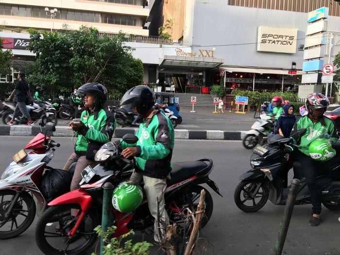 インドネシアに根付いた『便利屋』GOJEK