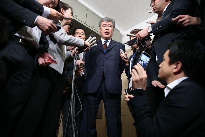 財務省セクハラ事件で露呈した「官邸の無力」