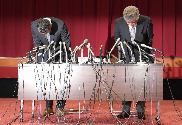 悪質タックル問題と政治に共通の「無責任の体系」