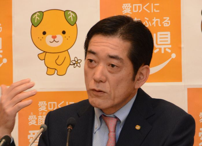 愛媛県知事「首相への抵抗」何のため?