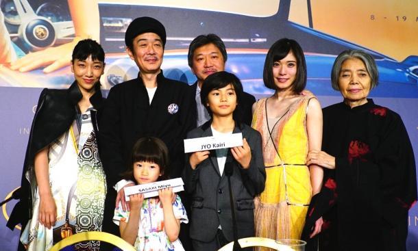 是枝裕和『万引き家族』最高賞受賞と3つの奇跡