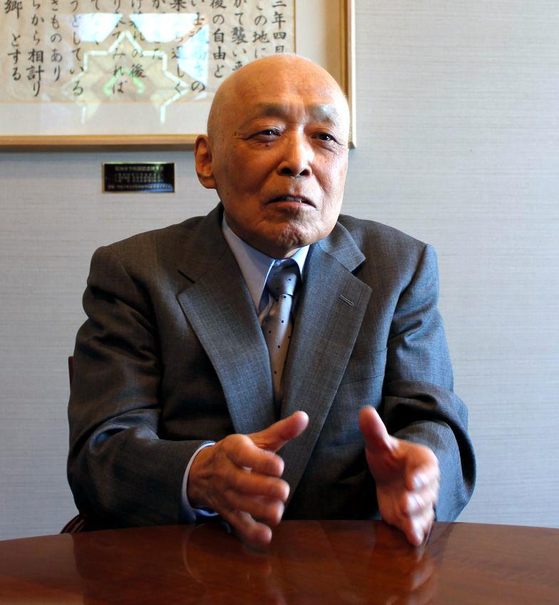 """①""""硬骨の学者"""" 石弘光・元政府税調会長"""