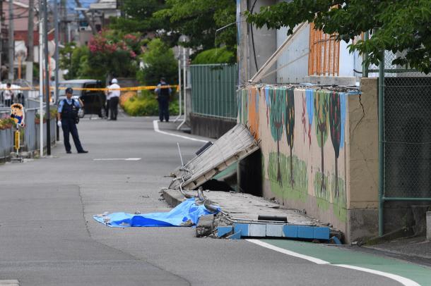 弱点を露呈した大阪初の震度6 未経験は18県