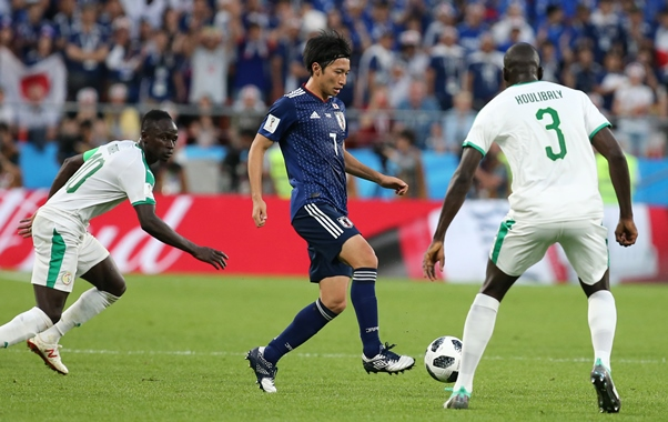 セネガル戦は2度追いつくW杯初の歴史的引き分け