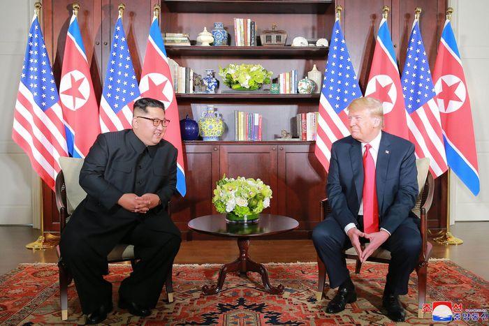 米朝首脳会談と歴史的転換点に立つ朝鮮半島