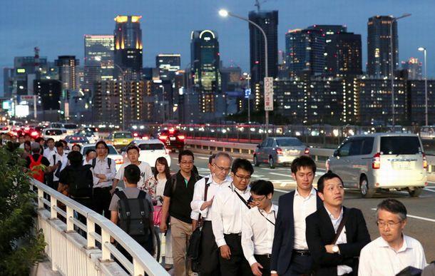[12]大阪北部地震で大都市の災害脆弱性が露呈