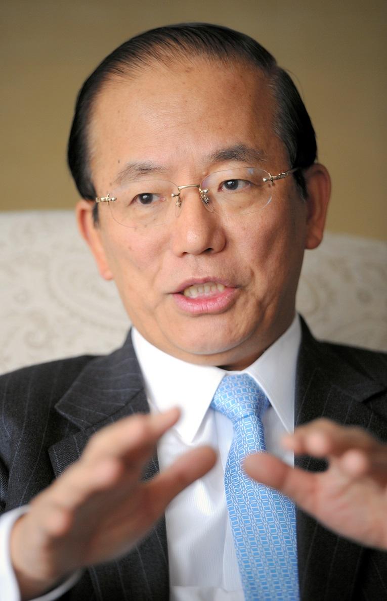⑨財務次官を2年半、武藤敏郎・大和総研名誉理事