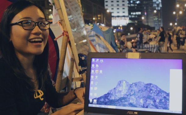 香港「雨傘運動」を描く、希望のドキュメンタリー