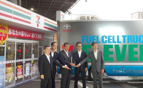 トヨタが展開する燃料電池車普及戦略