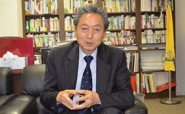 鳩山元首相が語る新たな政治・行政改革とは