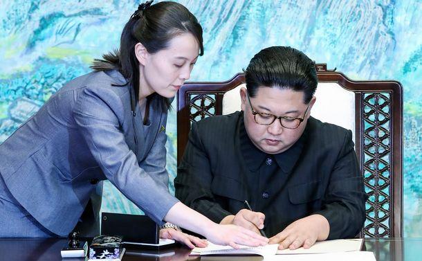 김정은의 종교적 카리스마