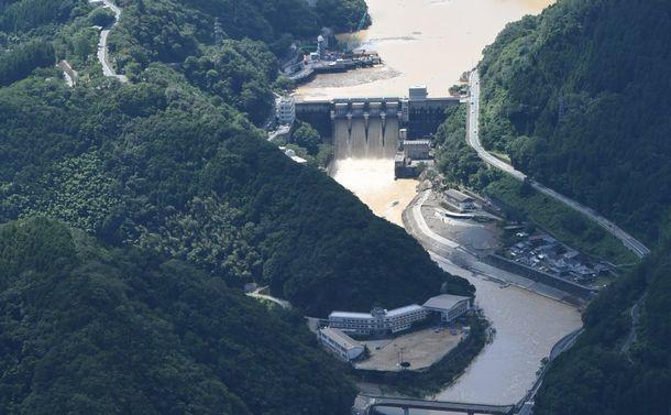 [96]ダム放流と被害の相関で歩き回った