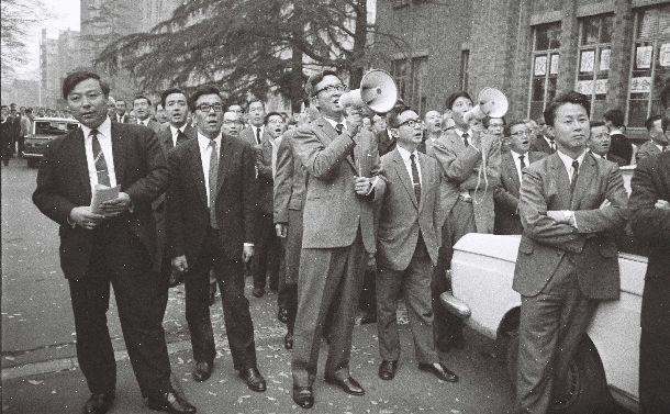 1968年 全共闘とは何だったのか? - 長谷川宏|論座 - 朝日新聞社の言論 ...
