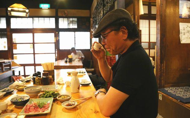 吉田類と太田和彦、どっちのほうが美味しいか?
