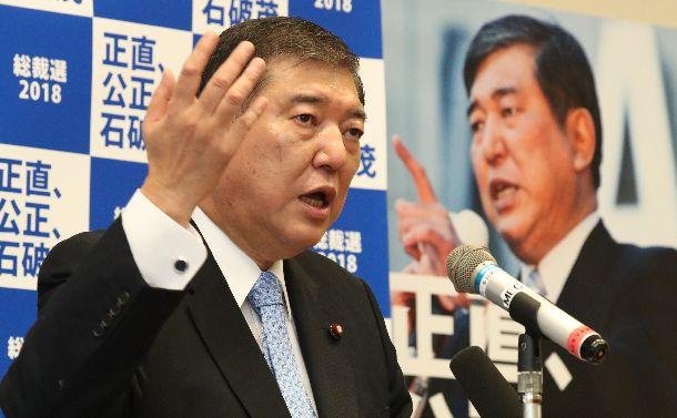 安倍氏と石破氏の公開討論が見たい!
