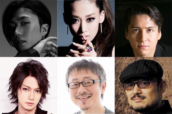 音楽活劇『SHIRANAMI』上演決定!