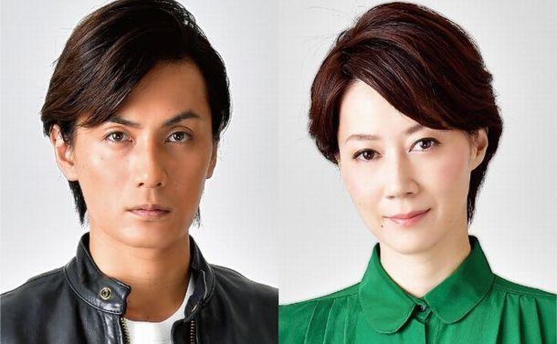 加藤和樹・凰稀かなめ ダブル主演!