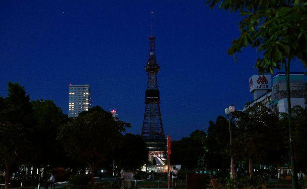 暗闇の札幌でみえたもの