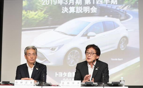 車両の原価低減に本気で挑むトヨタ