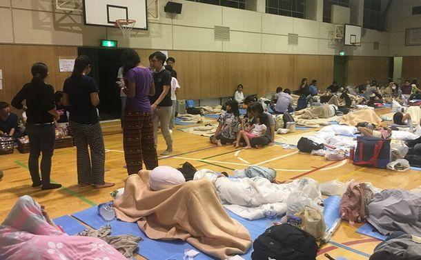 被災外国人たちの大阪北部地震(前編)