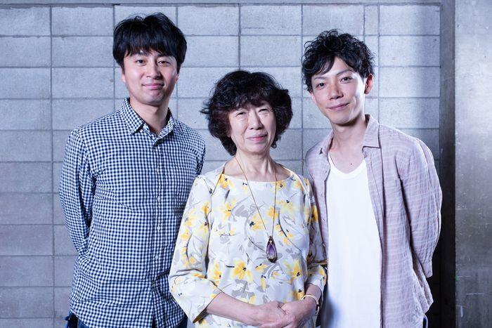 『はみだしっ子』演出家・倉田淳インタビュー/下