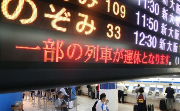 鉄道車両も駅構内も、もっと節電を工夫できる