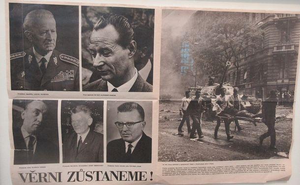 [104]50年前のチェコの秘密地下放送