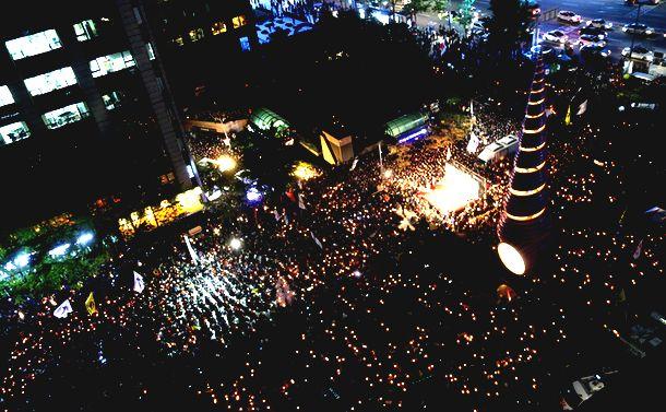 한국사를 움직이는 '어리석은 민중'