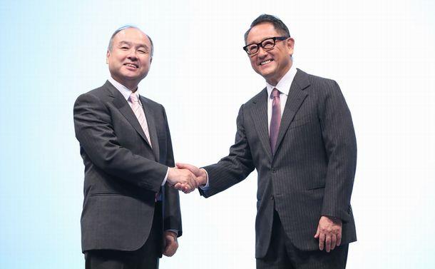 トヨタが狙う、プラットフォーム企業への転換
