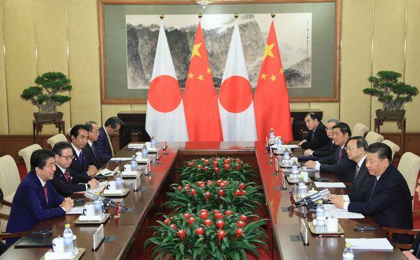 日本が中国の「一帯一路」へ組み込まれていく