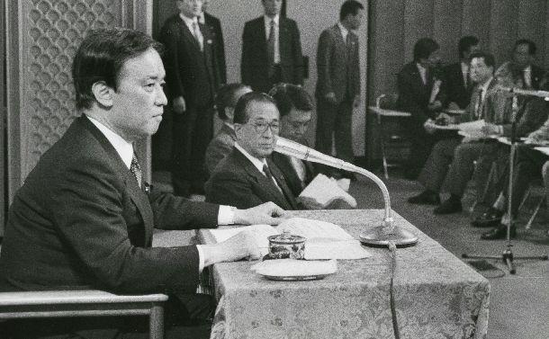 湾岸戦争の衝撃と「本流」宮沢首相の登場
