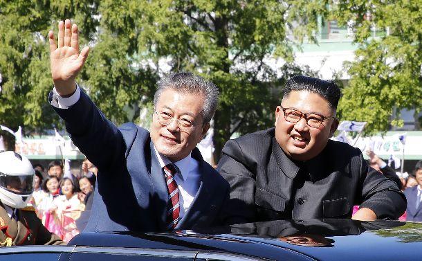 激動する朝鮮半島の今を考える(イベント案内)