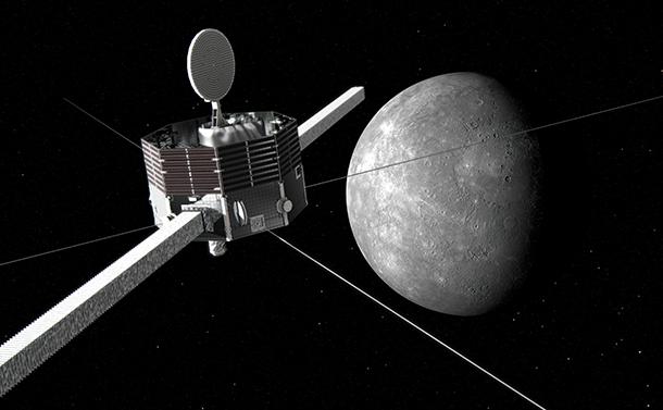 水星探査への長い道のり