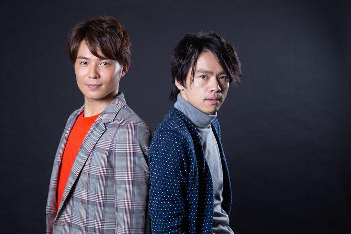 中川晃教と平方元基が兄弟役でタッグを組む/上