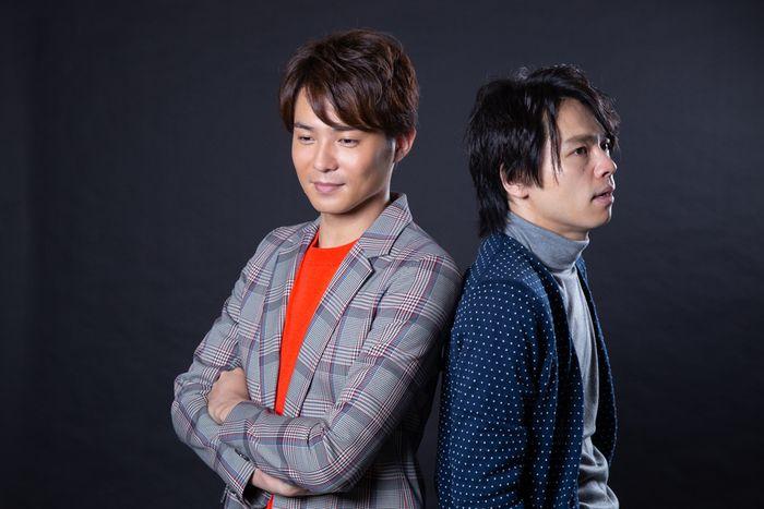 中川晃教と平方元基が兄弟役でタッグを組む/下