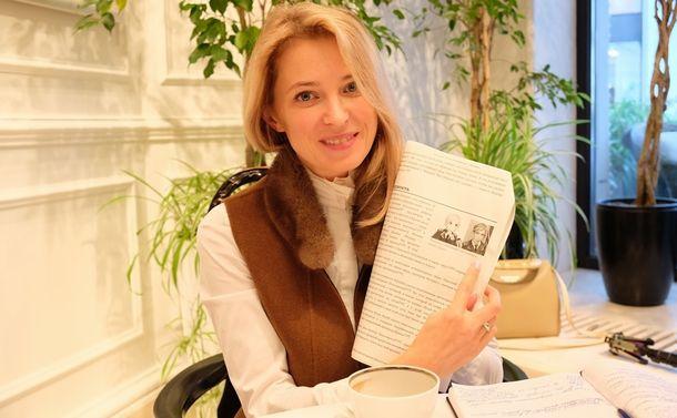 元「美しすぎる検事」ポクロンスカヤ議員に迫る