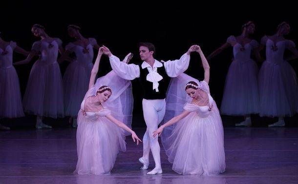 ロシアのマリインスキー・バレエの今