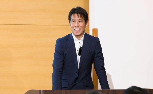 西野朗・前日本代表監督が明かすサッカーW杯秘話