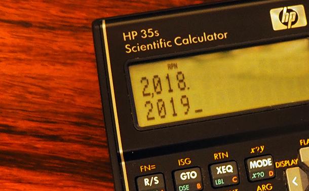 2019に隠された数字の神秘
