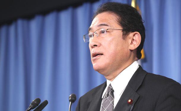 中島岳志の「自民党を読む」(5)岸田文雄