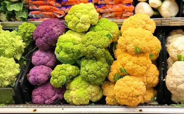 食卓を彩る野菜たち、実は異形の突然変異体