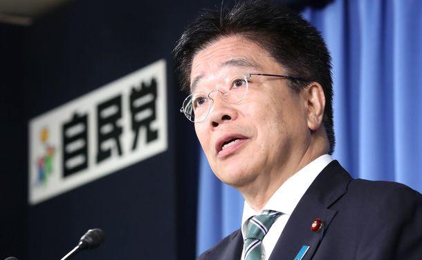 中島岳志の「自民党を読む」(6)加藤勝信