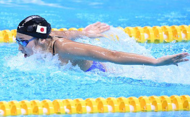 自らの意志で白血病を公表した池江選手