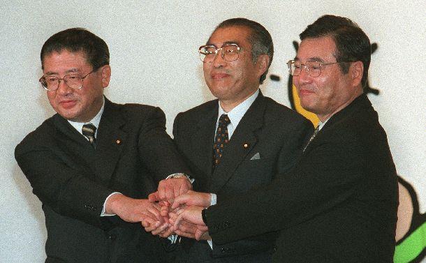 志半ばで逝った「外交」の小渕首相
