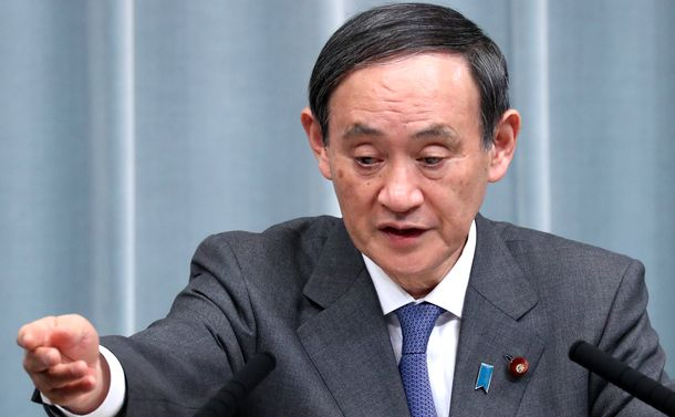 中島岳志の「自民党を読む」(7)菅義偉