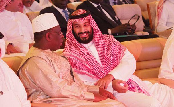 中国に急接近するサウジアラビア