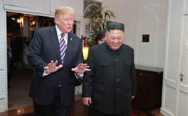 米朝会談決裂から見えたトランプ氏の深刻な状況