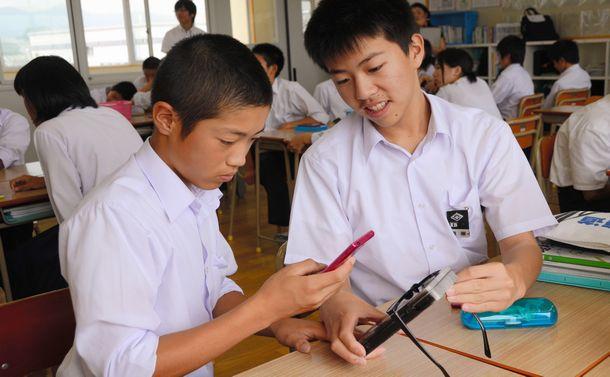 依存症を考えない小中学校へのスマホ持ち込み解禁