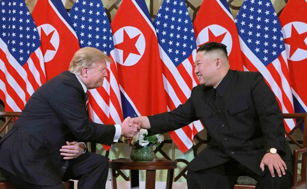 米朝決裂、トランプは北朝鮮に関心失う可能性も
